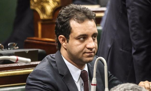 قدم أحمد مرتضى منصور تحت قبة البرلمان ؟