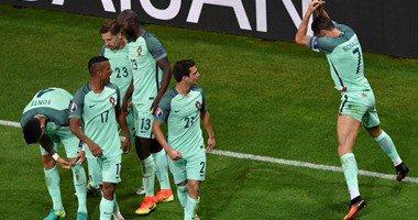 صورة البرتغال يتأهل لنهائي اليورو .. ورونالدو يصنع التاريخ