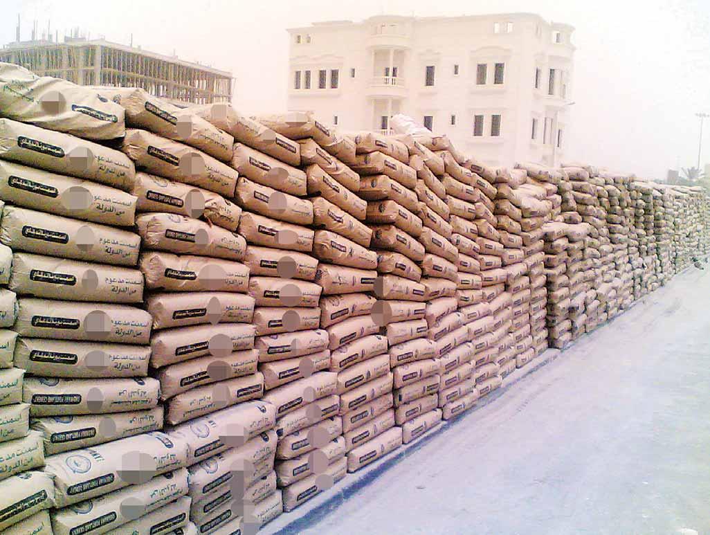 صورة استقرار أسعار الاسمنت في مصر اليوم 19 أكتوبر