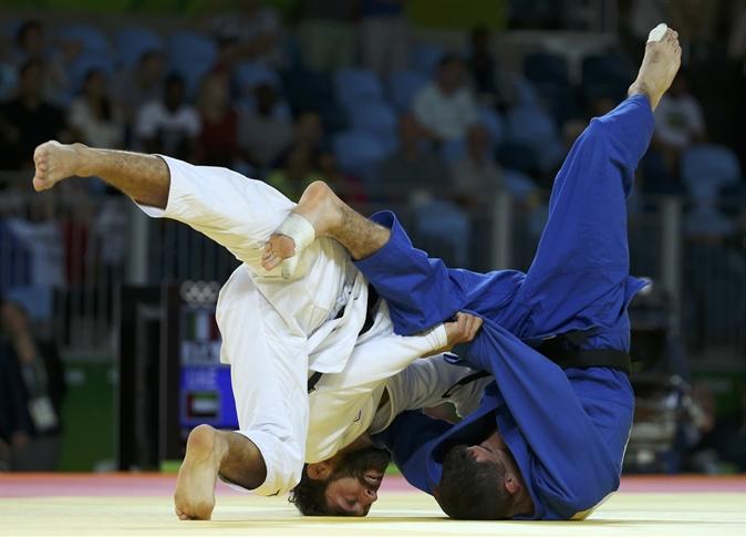 صورة الإماراتي سيرجيو توما يحرز أول ميدالية عربية في أوليمبياد ريو