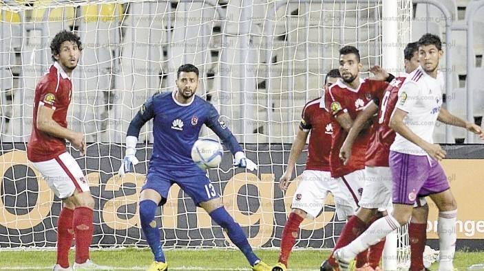 صورة الأهلي يواجه أهلي جدة على كأس السوبر المصري السعودي