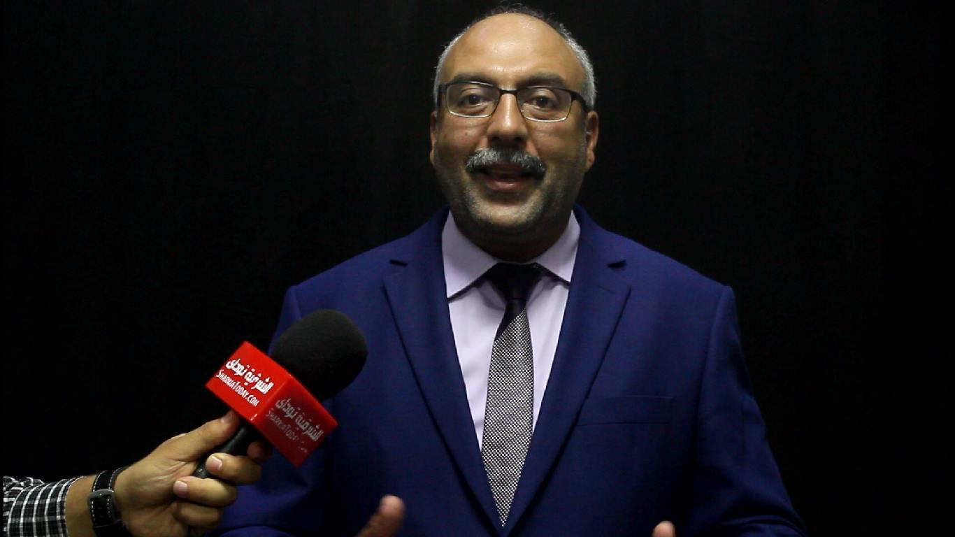 صورة الدكتور «محمد حسن خليفة» لـ «الشرقية توداي»: النجاح هو أن تلتقي الفرصة مع الإستعداد