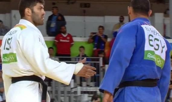 صورة تعرف على تفاصيل التحقيق مع إسلام الشهابى بعد رفضه مصافحة لاعب إسرائيل