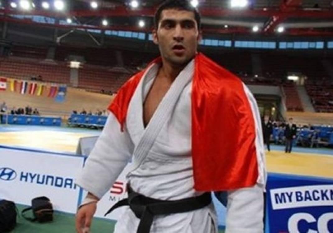 صورة رمضان درويش يتأهل لدور الـ 16 في الجودو أوليمبياد