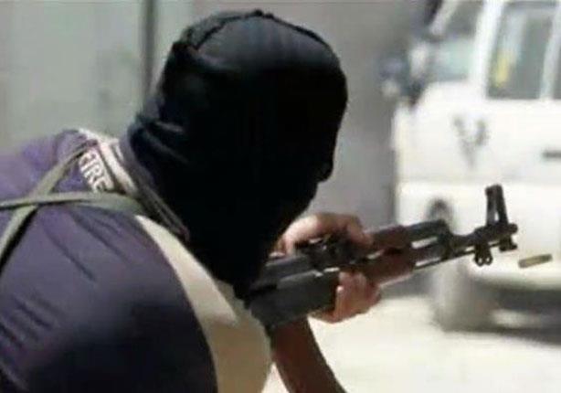 صورة إصابة تاجر أسماك في سطو مسلح بطريق «أبوكبير – كفر صقر»