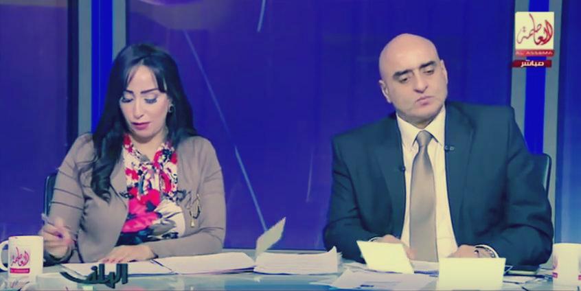 صورة عالِم أزهري يهاجم عزمي مجاهد وسلمى عبدالسلام: إنتي كده بتفتي