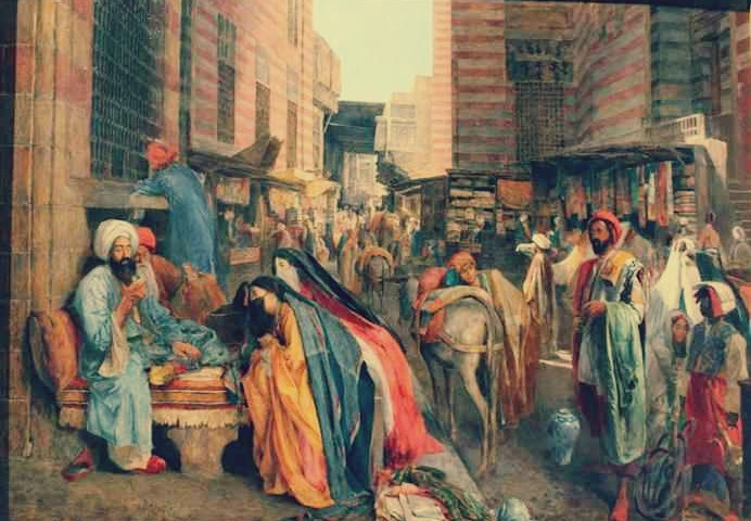 صورة قصة مجاعة ضربت القاهرة: المصريون يأكلون لحوم البشر والجيفة
