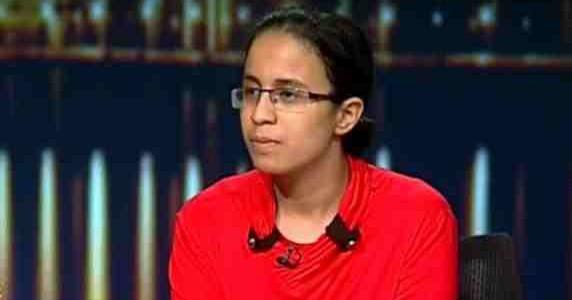 صورة مريم صاحبة صفر الثانوية: كنت عند حسن ظن أهلى ولم أخذلهم