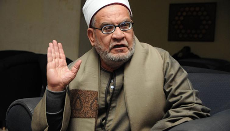 صورة بالفيديو .. أحمد كريمة: الخطبة المكتوبة مخالفة للإسلام وبدعة منكره