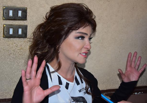 صورة علا غانم: أتمنى تجسيد شخصية سوزان مبارك