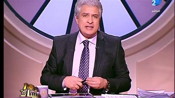 صورة مواطن شرقاوي باكياً للإبراشي: «أبوس جزمتك بقالي يومين مكلتش»