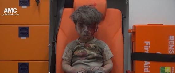 صورة 6 صور هزت العالم إنسانياً.. أصبحت 7 بـصدمة عمران قنديش