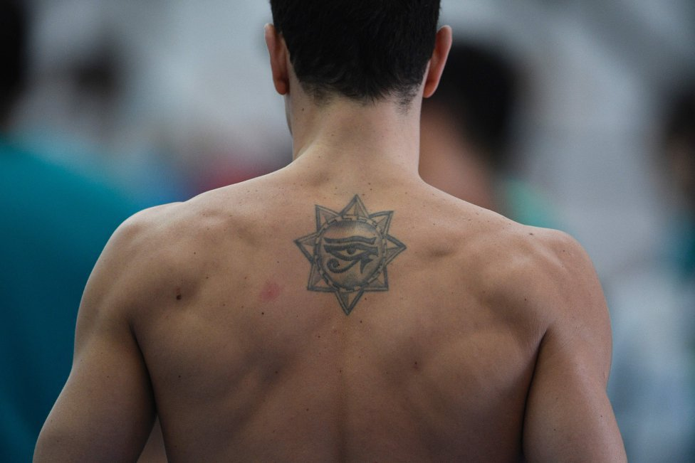 صورة أولمبياد 2016.. بالصور.. أبرز 10 وشوم على أجساد اللاعبين فى المنافسات