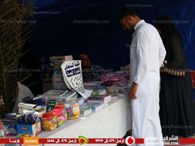 صورة بالصور .. افتتاح معرض «من أجل مصر» للمستلزمات المدرسية