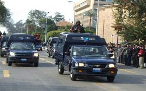 صورة أمن الشرقية يضبط أدمن صفحة «شاومينج» المسؤول عن تسريب امتحانات الثانوية العامة