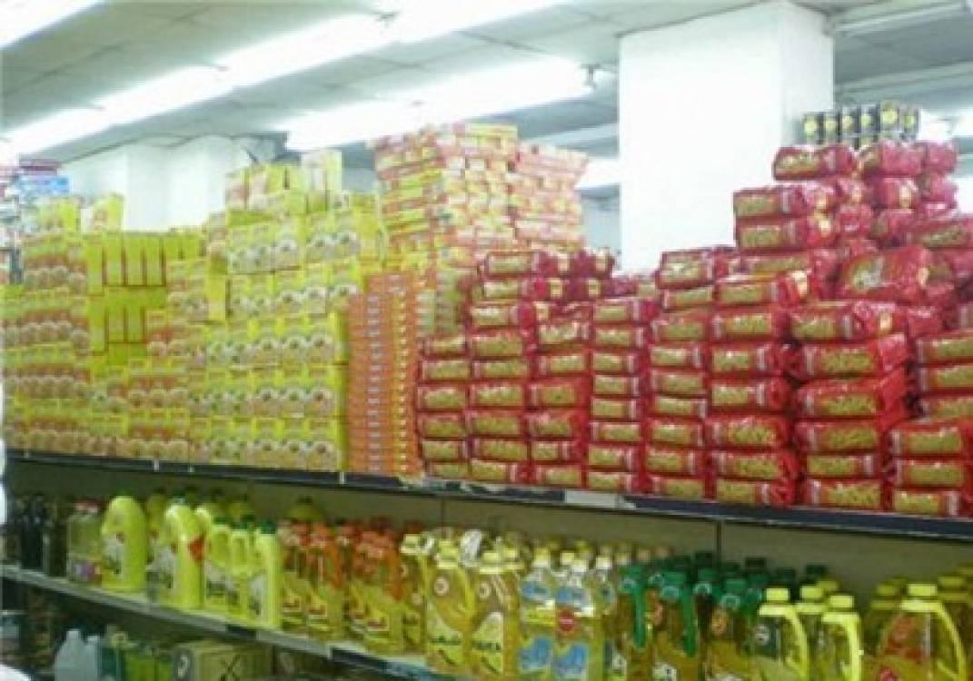 صورة ضبط سلع غذائية منتهية الصلاحية بفاقوس