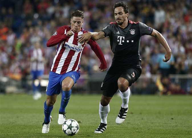 صورة سيميوني: أتلتيكو مدريد قدم أفضل مباراة له على الإطلاق أمام بايرن ميونيخ