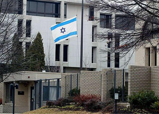صورة مقتل شخص في هجوم على السفارة الإسرائيلية بتركيا