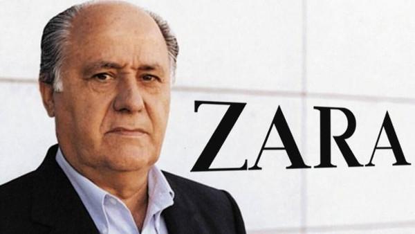 صورة هكذا خطف صاحب Zara لقب أغنى الأغنياء من بيل غيتس