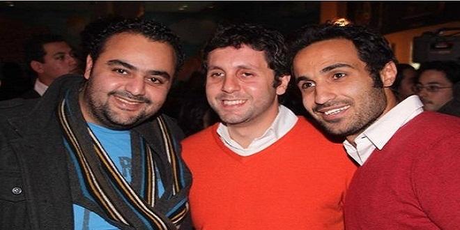 صورة أحمد فهمي يوضح حقيقة انفصاله عن شيكو وهشام