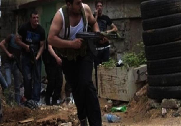 صورة اشتباكات بالأسلحة النارية بين عائلتين بأسيوط