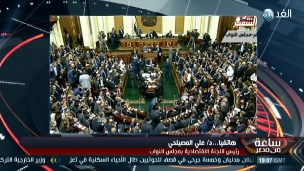 صورة علي المصيلحي: أرحب بتكليف قيادة عسكرية وزارة التموين