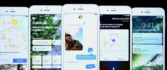 صورة حل مشكلة تعطُّل أجهزة آيفون عند التحديث إلى iOS 10