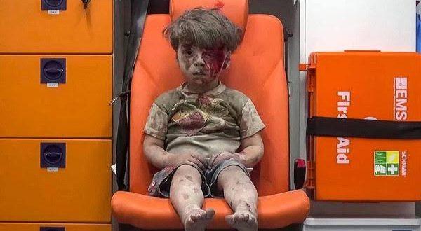 """تعليق من بشار الأسد على صورة الطفل """"عمران"""""""