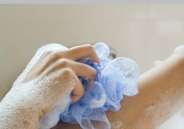 استخدام هذا النوع من اللوف في الاستحمام