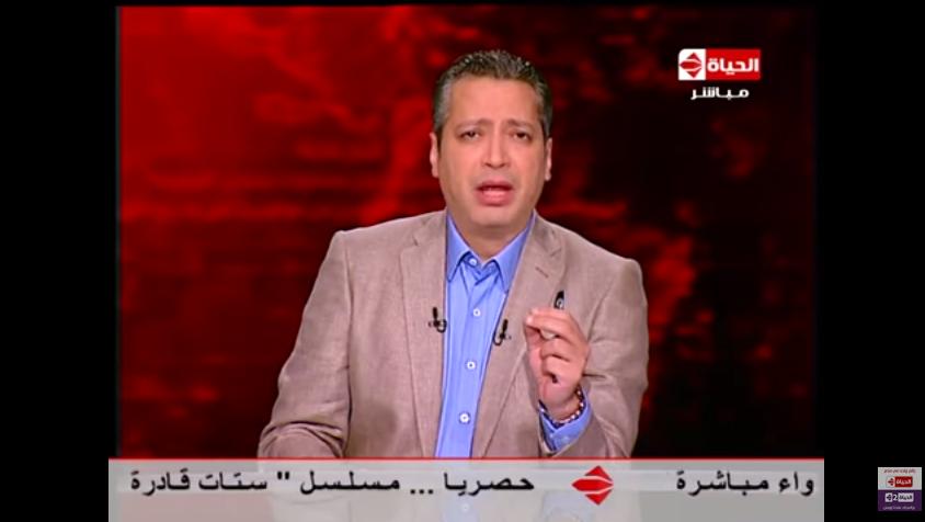 صورة تامر أمين: مواقع التواصل الإجتماعي السبب في الصراع بين مصر و السعودية