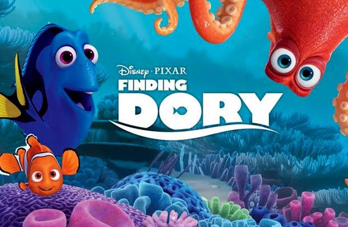 صورة Finding Dory يتجاوز المليار دولار ويدخل قائمة الأفلام الأعلى إيرادات في التاريخ