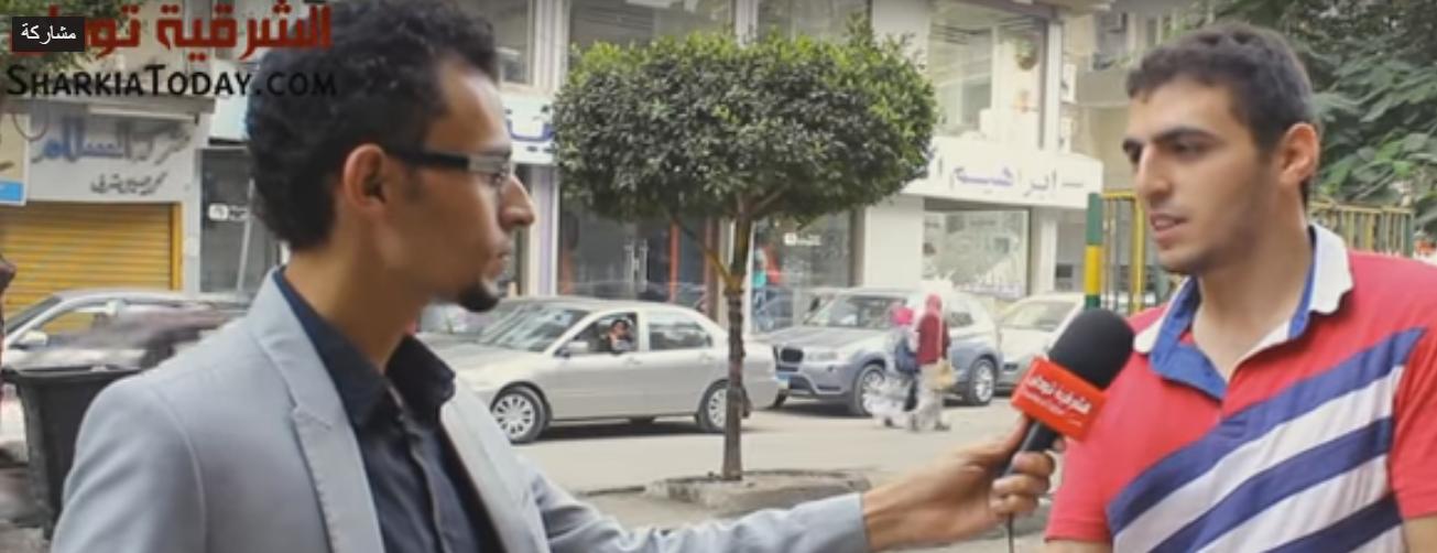 صورة تعرف على رأي الشارع الشرقاوي حول مقترح تعويم الجنيه