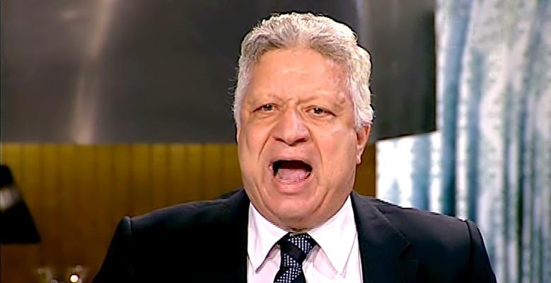 صورة تغريم مرتضى منصور 15 ألف جنيه بسبب «ممدوح عباس»