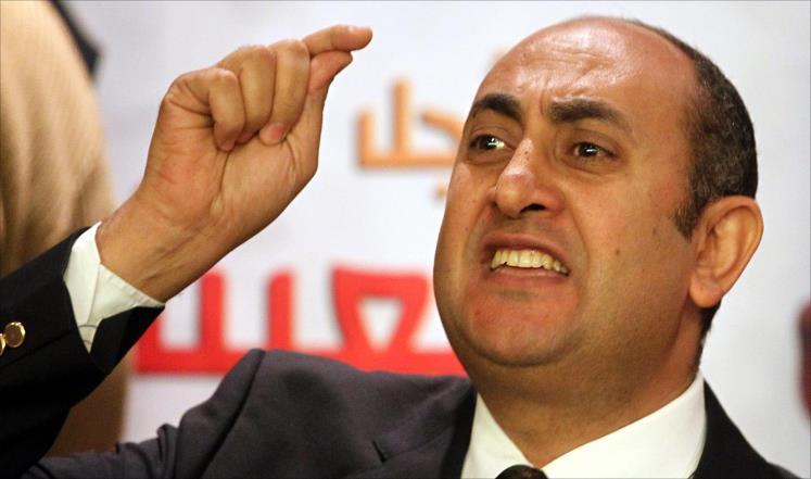 صورة حملة خالد علي تتراجع بسبب قرارت هيئة الانتخابات: نعلن موقفنا الإثنين