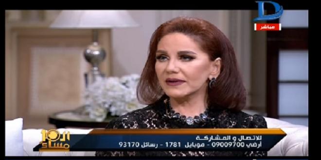 صورة سبب ترحيل ميادة الحناوي من مصر