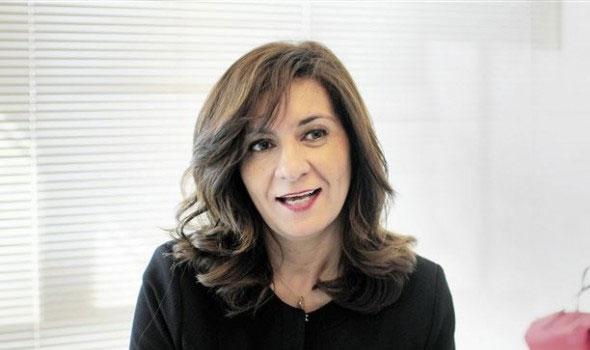 صورة بالفيديو..وزيرة الهجرة تنفعل على مذيعة المحور على الهواء