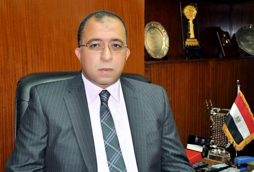 صورة وفاة والد الدكتور أشرف العربي وزير التخطيط