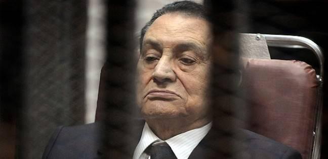 صورة حسين سالم: مبارك لم يسأل عني بعد سوء حالتي الصحية