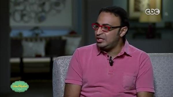 صورة أحمد يونس يكشف سبب تقديمه برنامج «رعب»