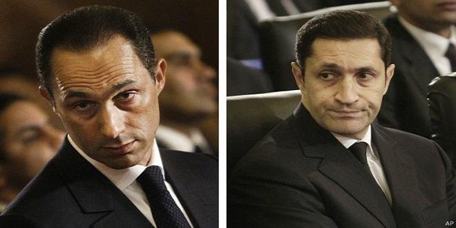 صورة حالة واحدة تسمح لنجلي مبارك بالترشح للرئاسة