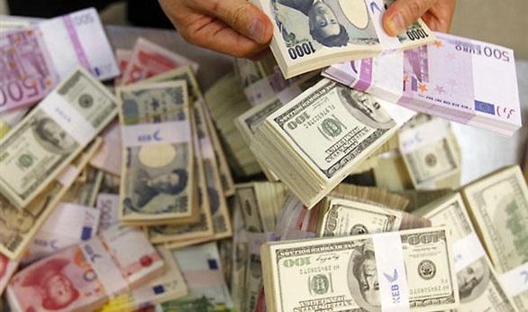 صورة ارتفاع أسعار العملات الأجنبية اليوم أمام الجنيه
