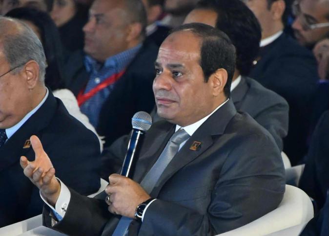 صورة «الخارجية»: المرشح لـ«أمانة التعاون الإسلامي» يعرب عن تقديره للرئيس السيسي