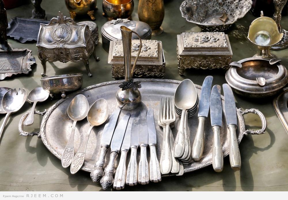 صورة أسهل الطرق الطبيعية لتلميع الفضة.. النتيجة مؤكدة
