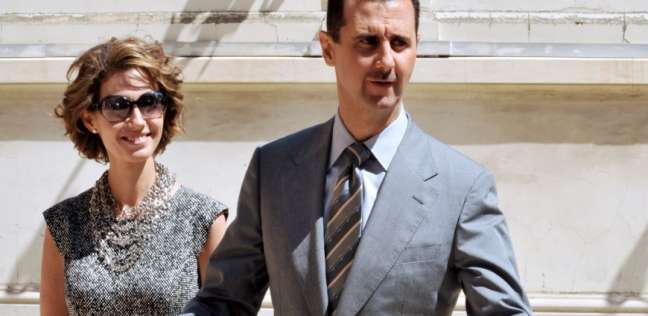 صورة سوريا توضح حقيقة تسمم بشار الأسد