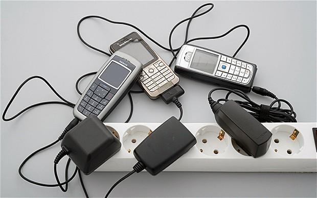 صورة ألية جديدة لشحن الهواتف والأجهزة في ثواني قليلة
