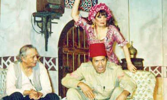 صورة قصة استبعاد حمدي أحمد من «ريا وسكينة»: شرط شادية بعد تراشق بالألفاظ بينهما