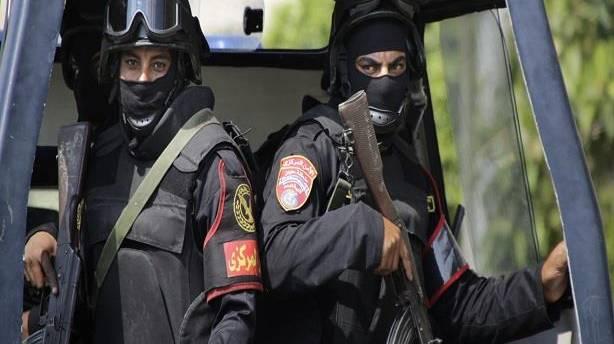 صورة قوات الأمن تداهم مقر اختباء خلية إرهابية بجسر السويس