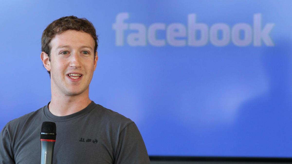 صورة خلل في الفيس بوك يعلن وفاة مؤسسة «مارك زيورخ»