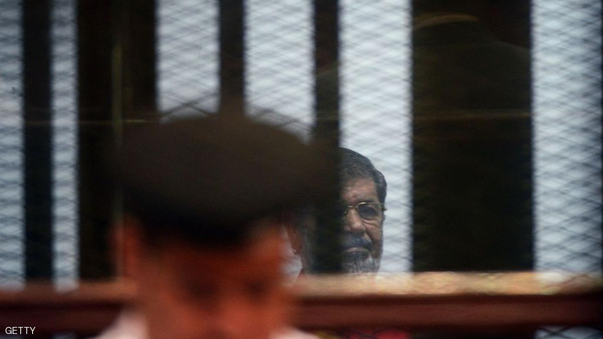 صورة محكمة مصرية تقبل طعن مرسي في قضية التخابر