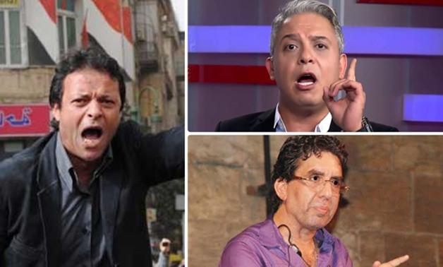 صورة مصر تخاطب الإنتربول لوضع محمد ناصر ومعتز مطر وهشام عبد الله على الترقب